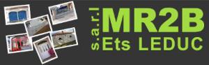 logo de la menuiserie MR2B